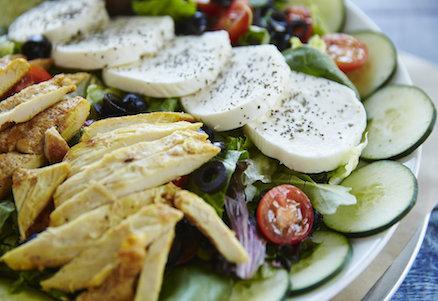 Bronx Sandwich Company Caprese Chicken Salad